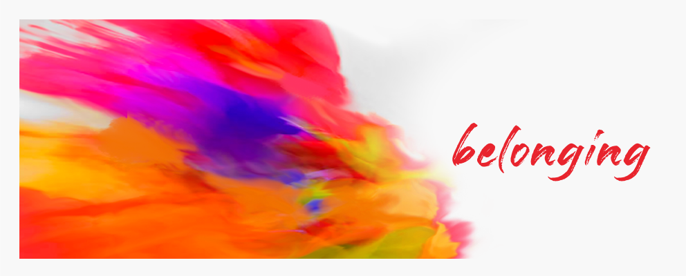 Belonging Header Graphic